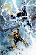 Weather Wizard (DC Comics) The Flash Vol 4 10 Textless