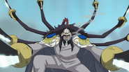 Onigumo's Spider Arms