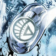White Lantern power ring