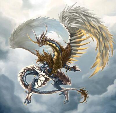 Angelic form