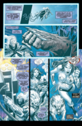 Doomsday punches through The Phantom Zone