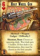 Holy Wheel Gun Deadlands