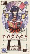 Nodoka Miyazaki (Mahou Sensei Negima!) card