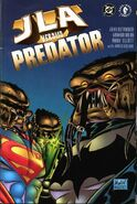 Jla vs predator super