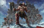 Slaughterpriest Warhammer Age of Sigmar