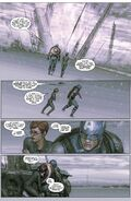 Earth-616 Steve Rogers Enhanced Hearing