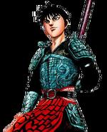 Shin Kingdom color
