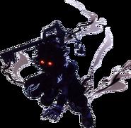 Sora (Rage Form) KHIII