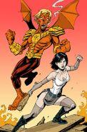 Duncan Belloc-Rosenblatt Firebreather (Image Comics)