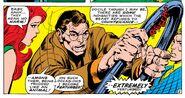 Supernatural Strength By Hank McCoy