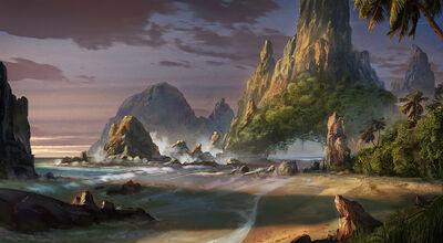 BeachScenery