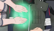 Mystic palm (Naruto)