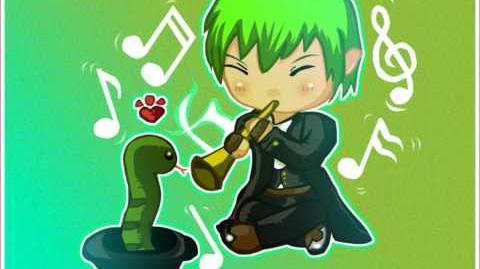 Blazblue Original Fan Music - Uoroboross' Guide (Hazama's Theme)