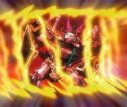 Megatron Dimensional Tear