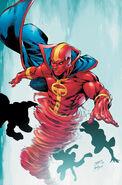 Red Tornado (DC Comics) automaton
