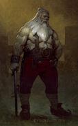 Brom Santa Claus