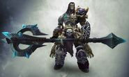 Death (Darksiders) Mace