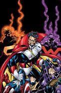 Luchino Nefaria Count Nefaria (Marvel Comics) Thunderbolts Vol 1 44 Textless