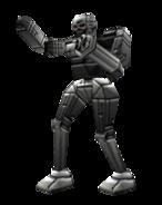 Serious Sam Cyborg