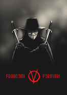 V for Vendetta by Rub a Duckie