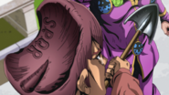 Damage Reflection on Luca JoJo Part 5