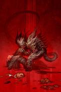 Forever Evil Blight Pandora