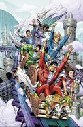 Shazam Family Powers