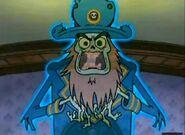 SpongeBob Squarepants Lord Poltergeist