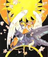 Sun Guardians Cerberus and Spinel Sun