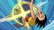 Kizaru light kick