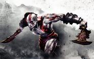 Kratos (God of War) weapons