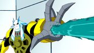 Ultimate Aggregor's (ben 10) water powers