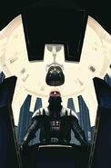 Darth Vader the Borg of the Sith (Star Wars)
