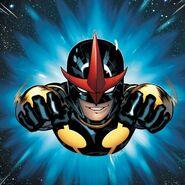 Nova's Helmet