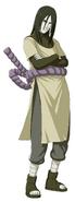 Orochimaru Render