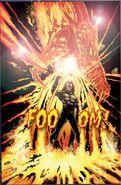 Loki Fire Tarot Witch of the Black Rose