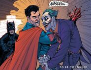 Superman Kills Joker