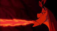Jafar's Fire Breath