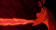 Jafar's Fire Breath