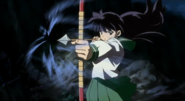 Kagome's Sacred Arrow