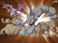 Rock-type Pokémon