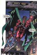 Augustus Freeman Icon (DC Comics) Flight
