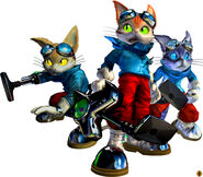 Blinx Time Sweepers