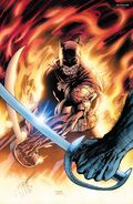 Enhanced Swordsmanship by Batman