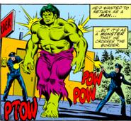 Hulk Bulletproof