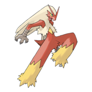 Blaziken pokemon