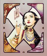 Madame Xanadu Vol 1 1 Textless