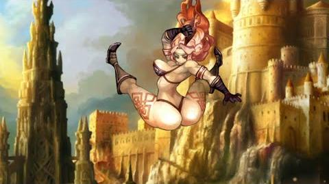 Dragon's Crown Amazon Ass Attack