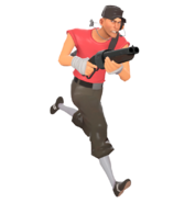 Scout Team Fortress 2