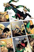 Drakon vs. Connor Hawke DC Comics